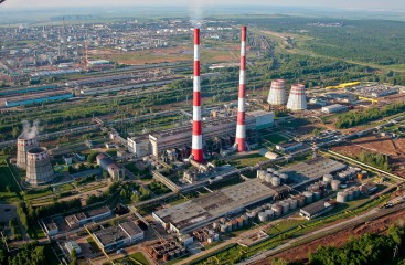 Nizhnekamsk Power Plant. Water Treatment Modernization of condensate reception system  and decomposition plant -